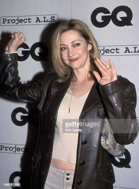 Sharon Lawrence during GQ Magazine Celebrates Second Annual 'Hollywood Issue' with StarStudded LA Bash at The Factory Space in Los Angeles California...