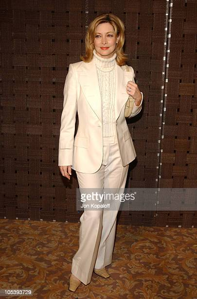 Sharon Lawrence during In Style Magazine and the DIC Host Luncheon to Celebrate the 2005 Awards Season at Beverly Hills Hotel in Beverly Hills...