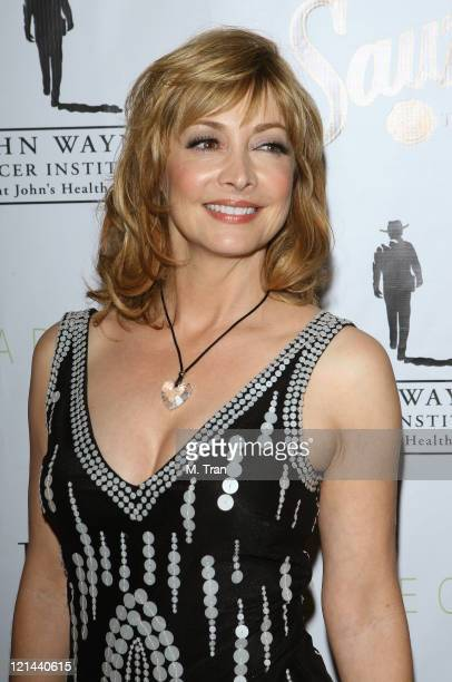 Sharon Lawrence during 'What A Pair 5' at The Orpheum in Los Angeles California United States