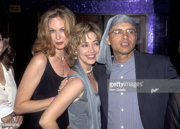 Sharon Lawrence Joe Pantoliano and wife Nancy Sheppard