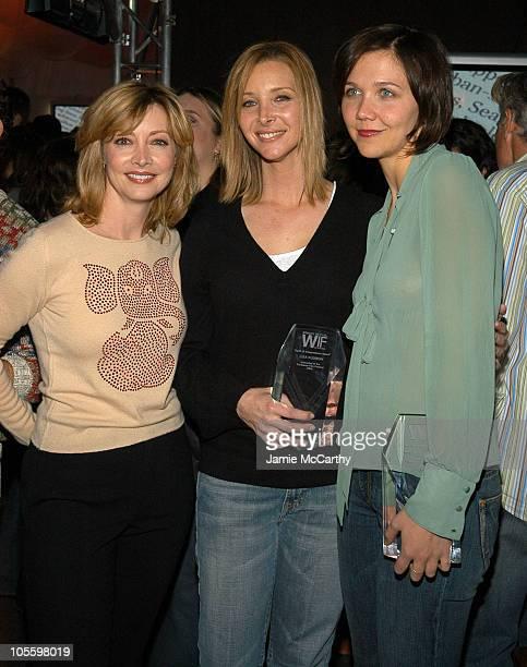 Sharon Lawrence Lisa Kudrow and Maggie Gyllenhaal
