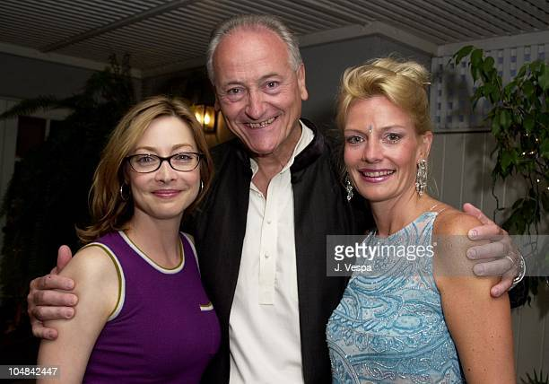 Sharon Lawrence Richard Celeste former Ambassador to India and his wife Jacqueline Lundquist