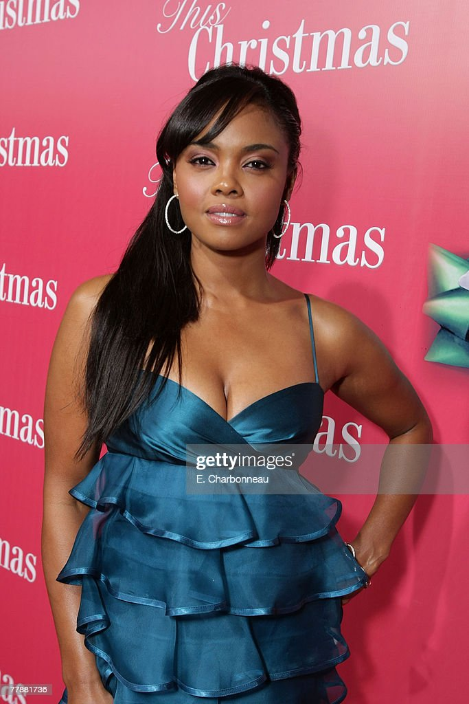 This Christmas Sharon Leal.Sharon Leal At The This Christmas Premiere At The Cinerama