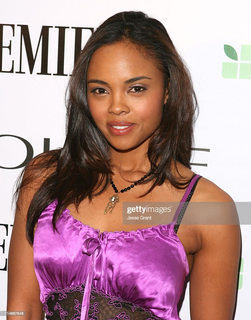 Sharon Leal during Premiere Magazine Announces Best Performances of 2006: A Cocktail Party Celebrating 24 Industry Greats - Arrivals at Sunset Tower Hotel - The Terrace in West Hollywood, California, United States.