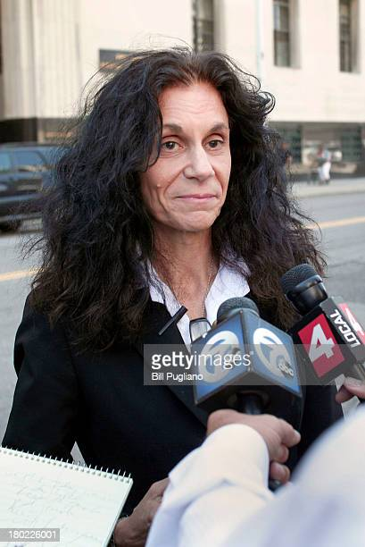 Sharon Levine lead attorney for the American Federation of State County and Municipal Employees union in the City of Detroit bankruptcy case speaks...