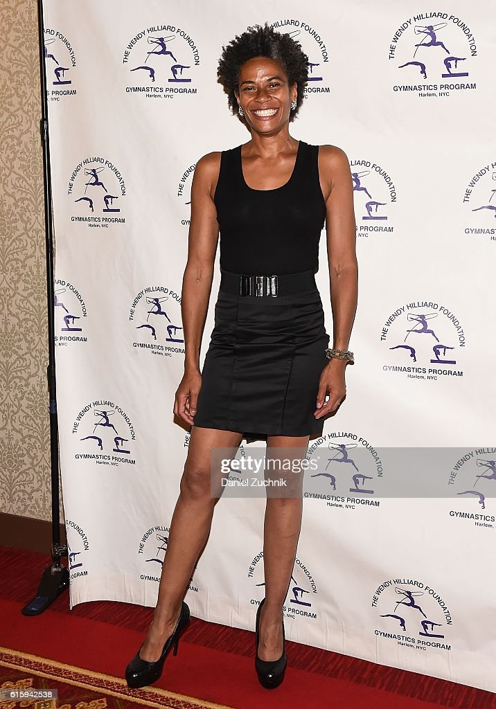 Sharon Monplaisir attends the Wendy Hilliard Gymnastics Foundation 20th Anniversary Gala at New York Athletic Club on October 20, 2016 in New York City.