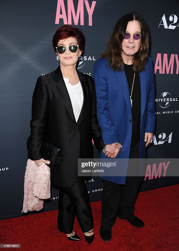 """""""Amy"""" U.S. Premiere Hosted By Lucian Grainge CBE, Universal Music Group And A24 : News Photo"""