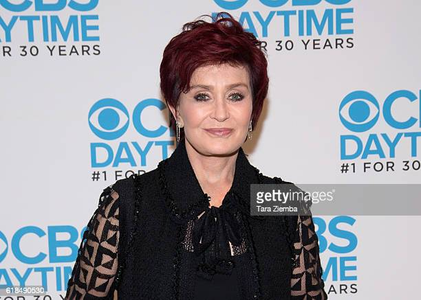 Sharon Osbourne attends CBS Daytime Presents 'The Talk' panel at The Paley Center for Media on October 26 2016 in Beverly Hills California