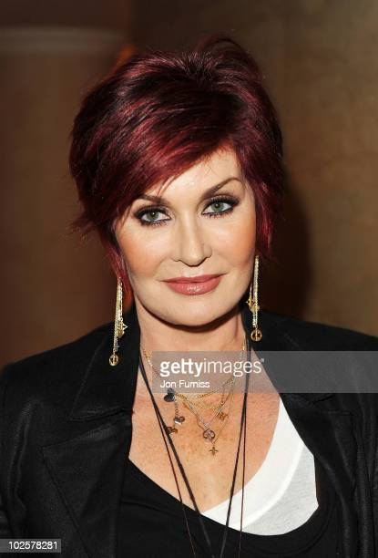 Sharon Osbourne attends the 35th Nordoff Robbins 02 Silver Clef Awards at London Hilton on July 2 2010 in London England