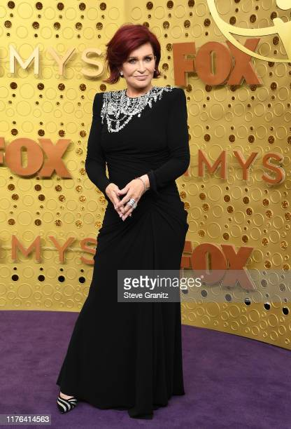 Sharon Osbourne attends the 71st Emmy Awards at Microsoft Theater on September 22 2019 in Los Angeles California