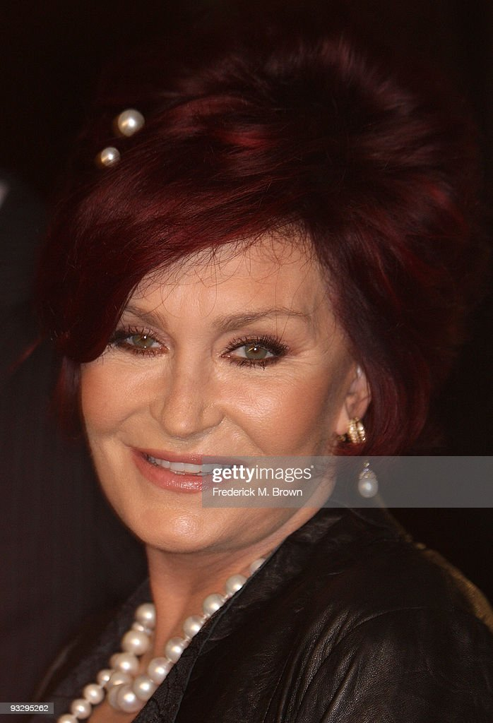 Sharon Osbourne attends the Associates for Breast and Prostate Cancer's 20th Anniversary Gala at the Beverly Hilton Hotel on November 21, 2009 in Beverly Hills, California.