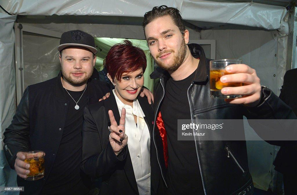 MTV EMA's 2014 - Backstage : News Photo