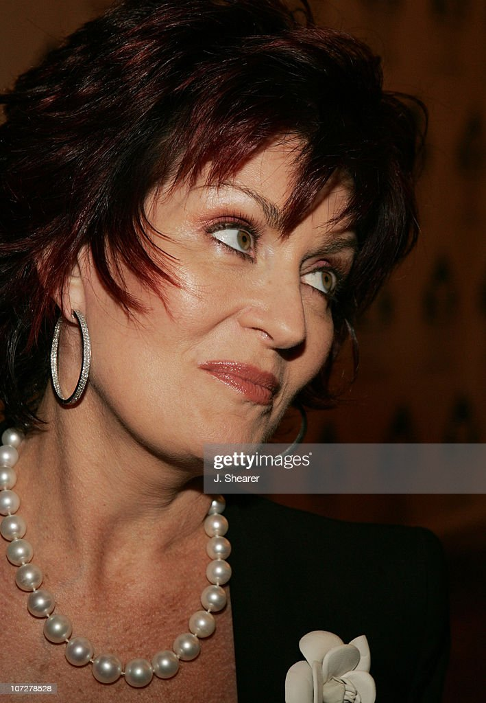 Sharon Osbourne during Covenant House California's Youth Awards Dinner Gala Honoring Charlize Theron and Sharon Osbourne at The Beverly Hills Hotel in Beverly Hills, California, United States.