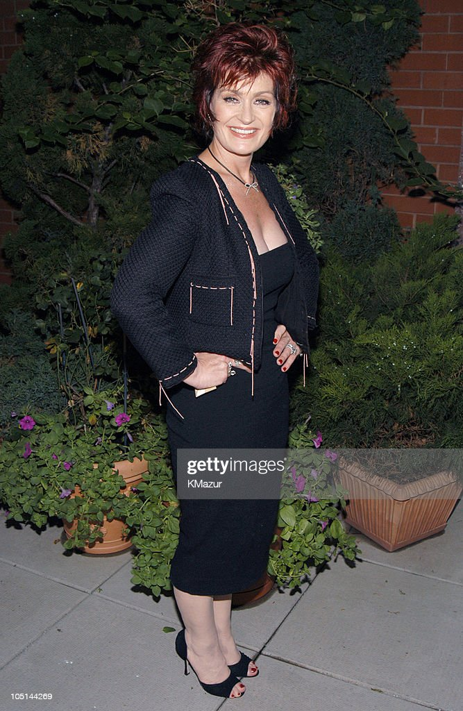 Ladies' Home Journal Hosts Reception in Honor of Sharon Osbourne's August Cover