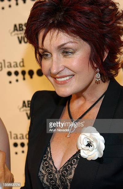Sharon Osbourne during The 15th Annual GLAAD Media Awards at The Westin St Francis in San Francisco California United States