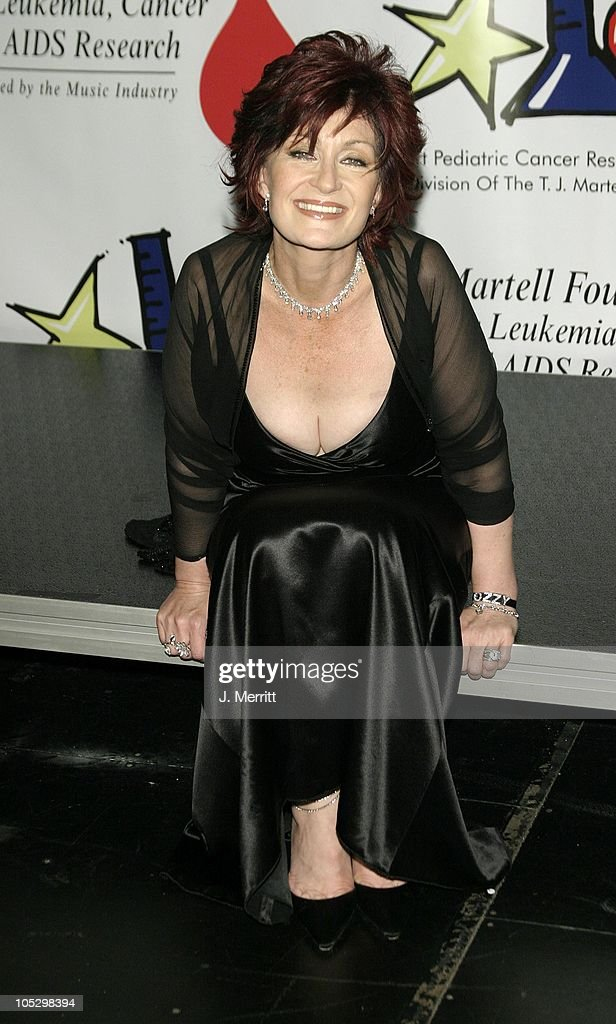 Sharon Osbourne during The Bogart Tour For A Cure at The Kodak Theatre in Hollywood, CA, United States.