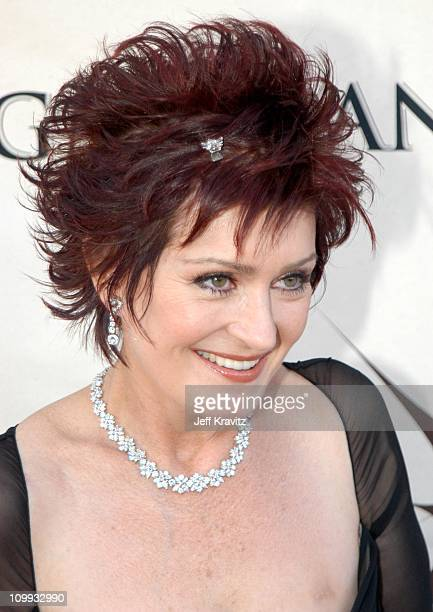 Sharon Osbourne during VH1 Divas Duets: A Concert to Benefit the VH1 Save the Music Foundation - Arrivals at MGM Grand in Las Vegas, CA, United...