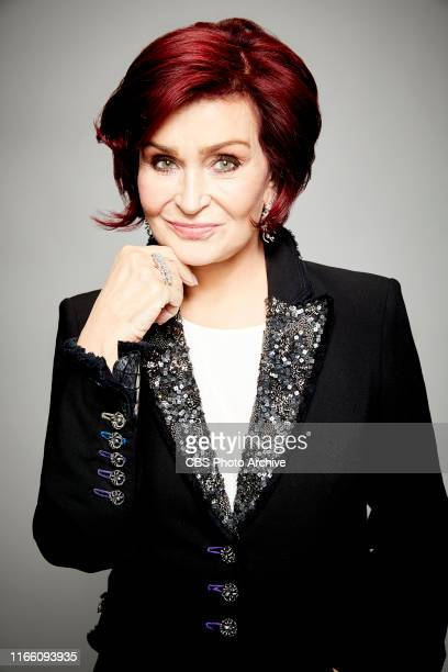 Sharon Osbourne host of the CBS series THE TALK airing Weekdays 200300 PM ET 100200 PM PT on the CBS Television Network