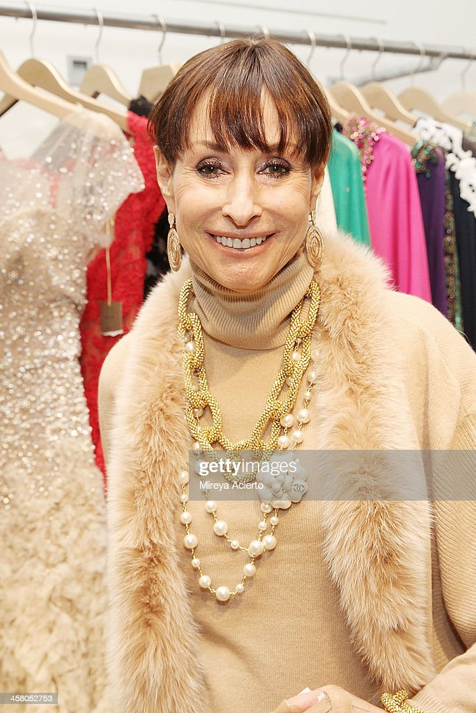 Sharon Sternheim attends the Ethical Shopping Event hosted by Reem Acra at Reem Acra on December 19, 2013 in New York City.
