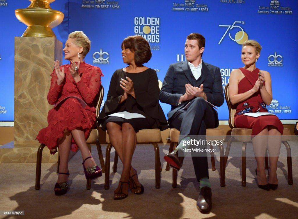 CA: 75th Annual Golden Globe Nominations Announcement
