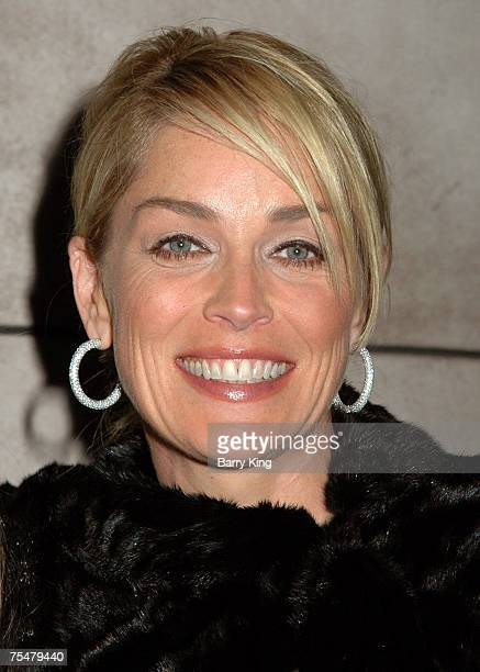 Sharon Stone at the The Highlands in Hollywood CA