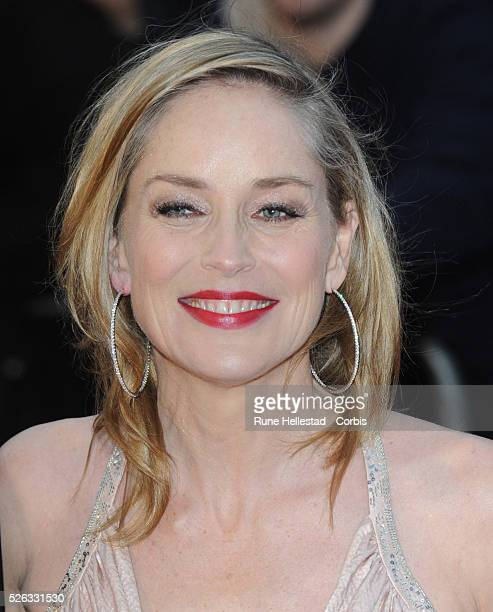 Sharon Stone attends 'Gorby 80 Gala Concert' at Royal Albert Hall