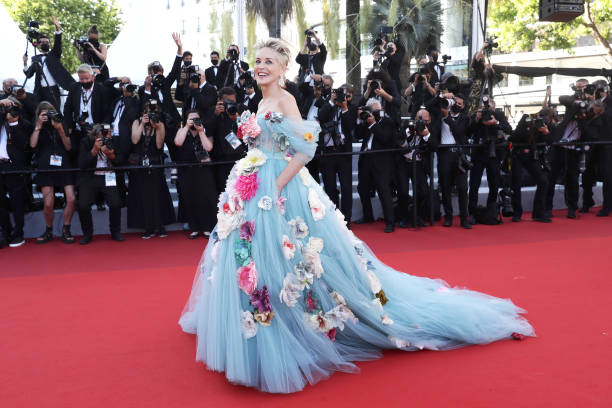"""FRA: """"A Felesegam Tortenete/The Story Of My Wife"""" Red Carpet - The 74th Annual Cannes Film Festival"""