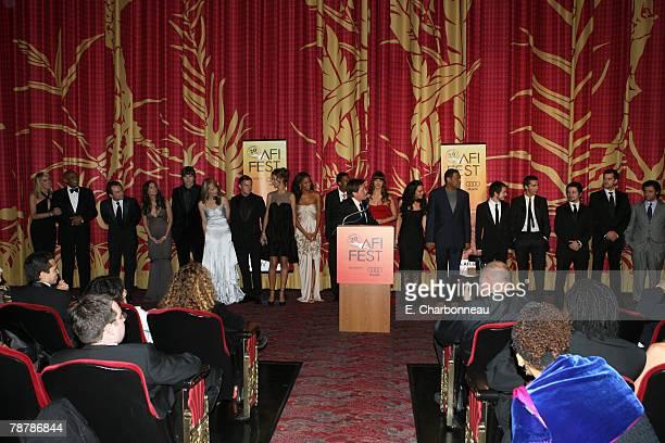 Sharon Stone Harry Belafonte Christian Slater Demi Moore Ashton Kutcher Helen Hunt Brian Geraghty Svetlana Metkina Joy Bryant Nick Cannon Emilio...