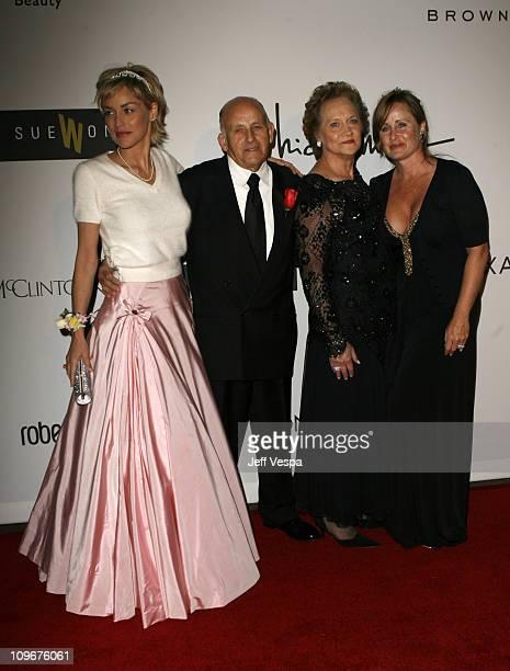 Sharon Stone Joe Stone Dorothy Stone and Kelly Stone