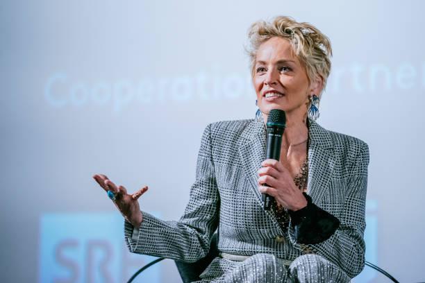 CHE: ZFF Masters: Sharon Stone - 17th Zurich Film Festival