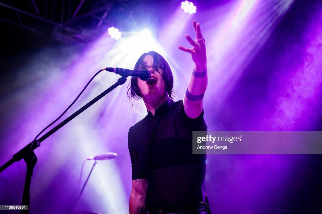 Sharon Van Etten Performs At Stylus, Leeds : News Photo