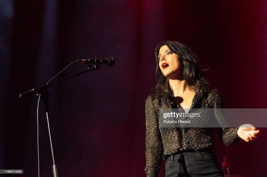 Sharon Van Etten Performs At Leith Theatre, Edinburgh : News Photo