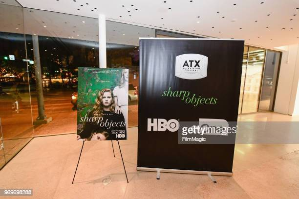 Sharp Objects After Party presented by HBO at the ATX Television Festival in Austin, TX on Saturday, June 7, 2018.