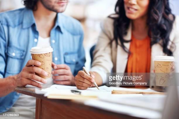 Schärfen Sie Ihre design-Ideen mit Kaffee-Architektur