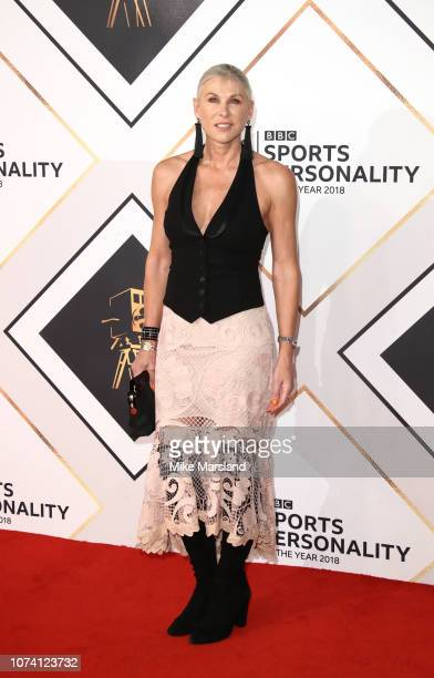 Sharron Davies attends the 2018 BBC Sports Personality Of The Year at The Vox Conference Centre on December 16 2018 in Birmingham England
