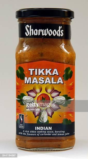 Sharwood´s Indian Tikka Masala Soße Spezialiät aus England