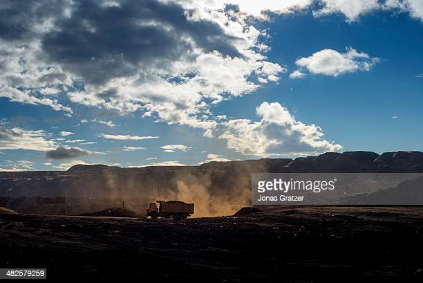 Sharyn Gol coal mine has been operating for nearly half a century and has continually exported fossil fuels for the growth of the Mongolian economy,...