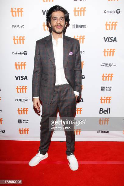 """Shashank Arora attends the """"The Elder One"""" photo call during the 2019 Toronto International Film Festival at Winter Garden Theatre on September 11,..."""