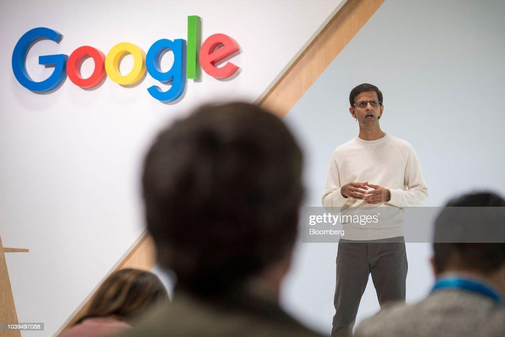 Google Inc. Hosts A 20th Anniversary Event