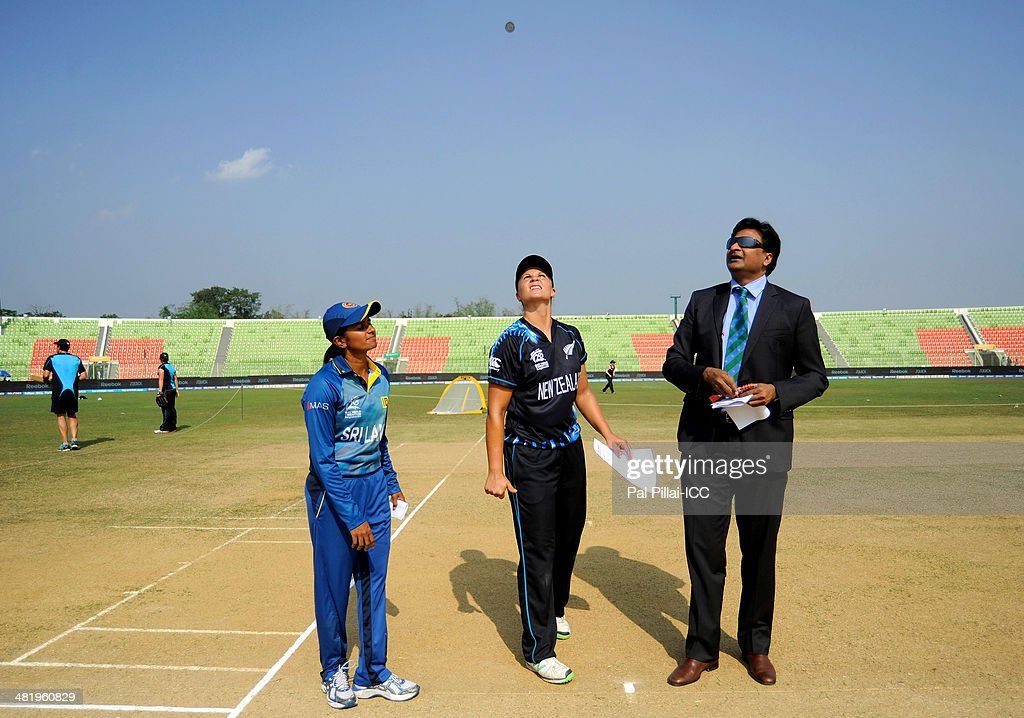 New Zealand v Sri Lanka - ICC Womens World Twenty20 Bangladesh 2014