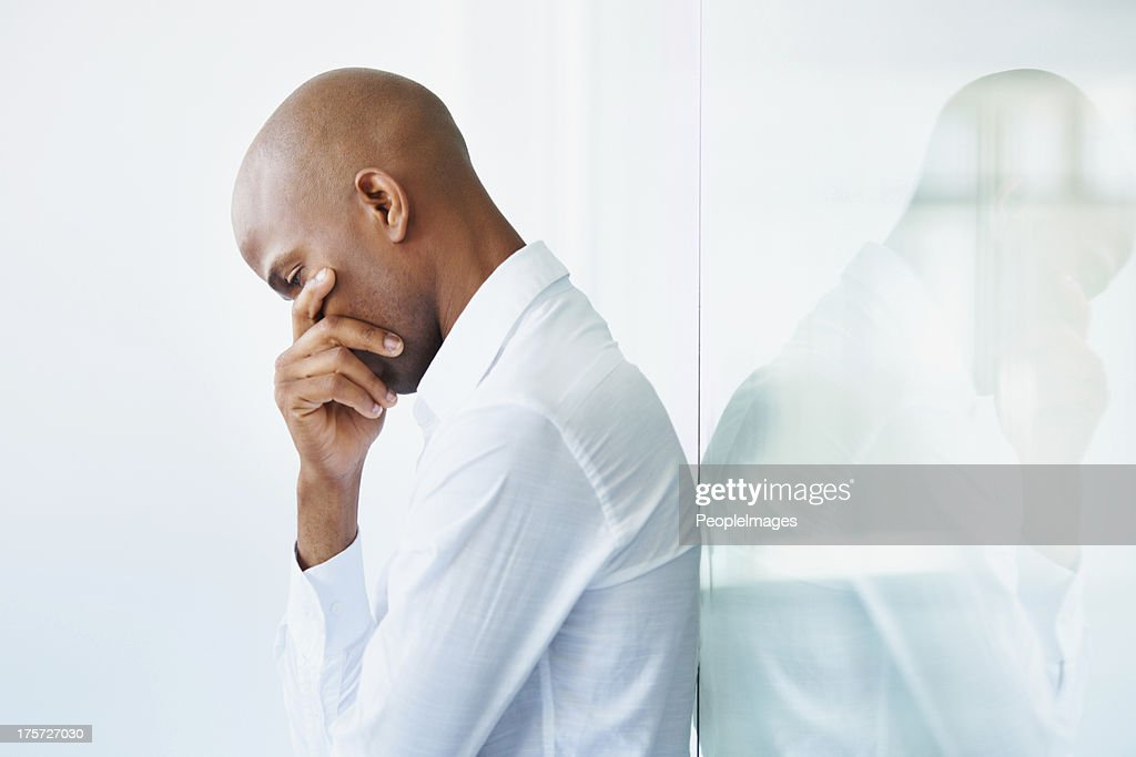 Shattered dreams : Stock Photo