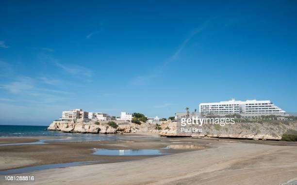 Shatti Al Qurum Beach in Muscat,  Sultanate of Oman, Middle East