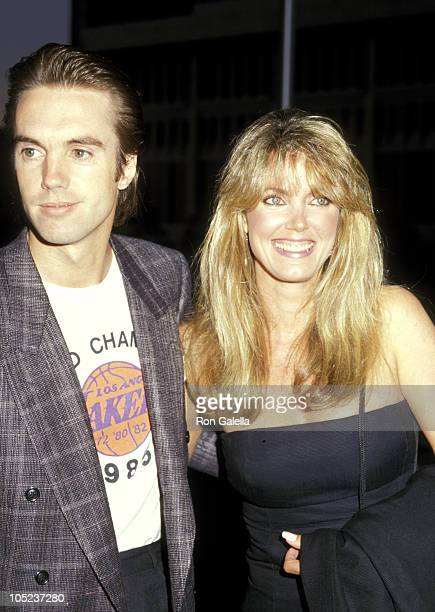 Shaun Cassidy and Wife Ann Pennington