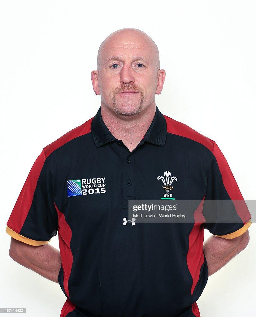 Wales Portraits - RWC 2015