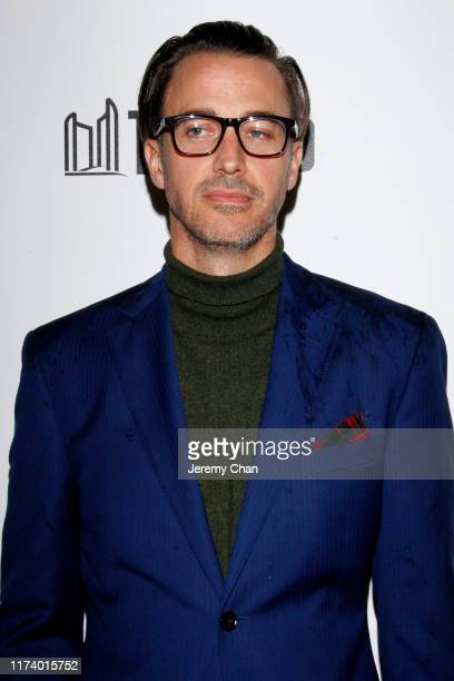 """Shaun Grant attends the """"True History Of Kelly Gang"""" premiere during the 2019 Toronto International Film Festival at Roy Thomson Hall on September..."""