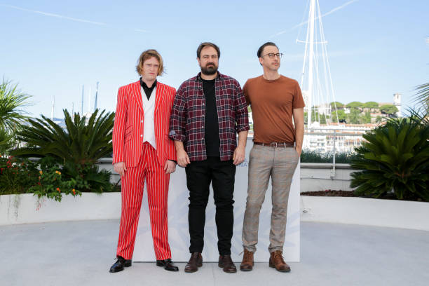 """FRA: """"Nitram"""" Photocall - The 74th Annual Cannes Film Festival"""