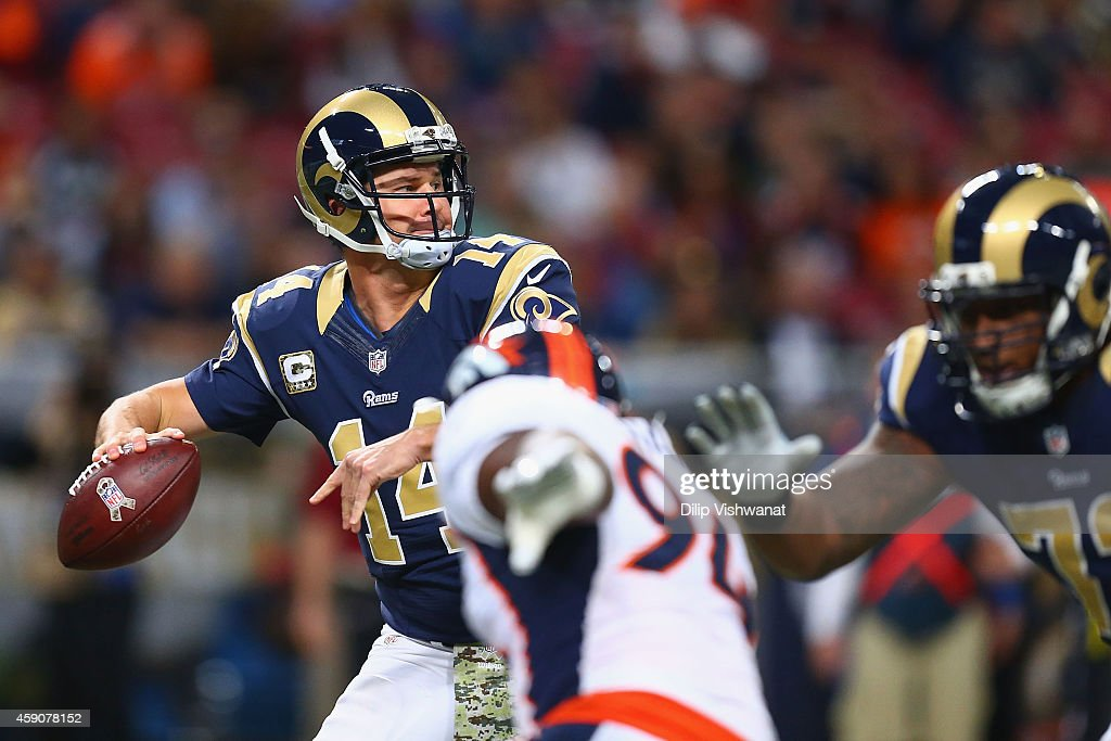 Denver Broncos v St Louis Rams