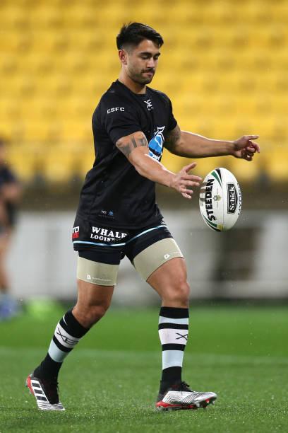 NZL: NRL Rd 18 - Warriors v Sharks