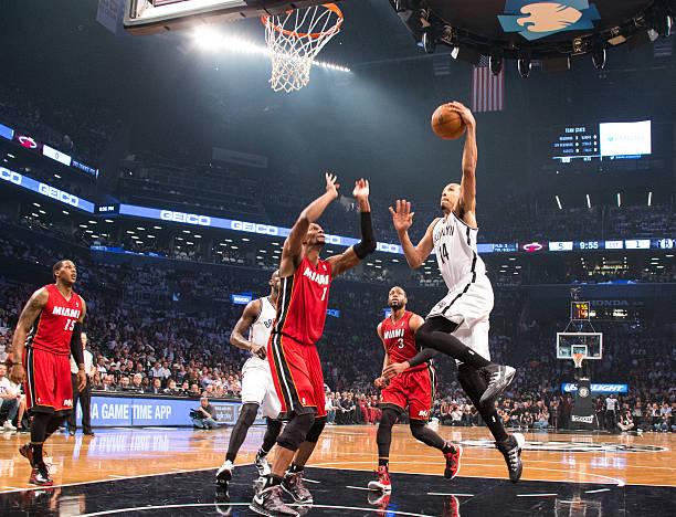 Shaun Livingston of the Brooklyn Nets