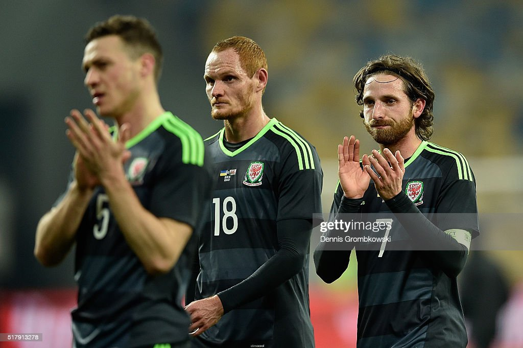 Ukraine v Wales - International Friendly : News Photo